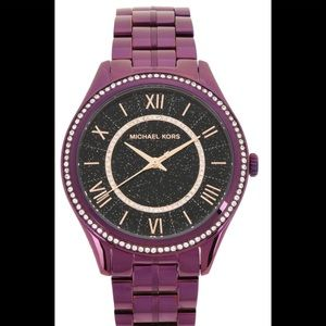 """Brand new with tags """"Lauryn"""" Michael Kors Watch"""